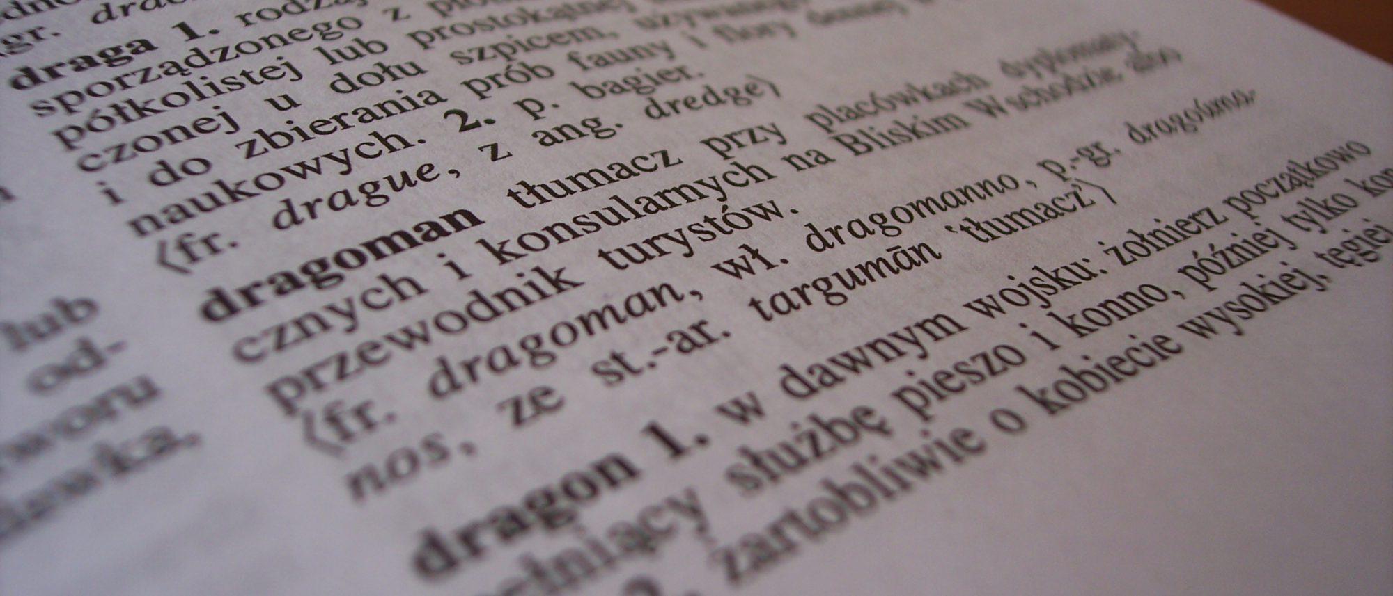 Biuro Tłumaczeń Dragoman